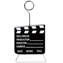 Balloon-Weight-Hollywood-Clapper-Board
