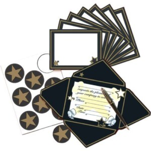 Invitations-Star-Seals-Awards-Night